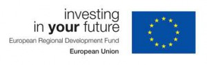 European Regional Development Found Logo