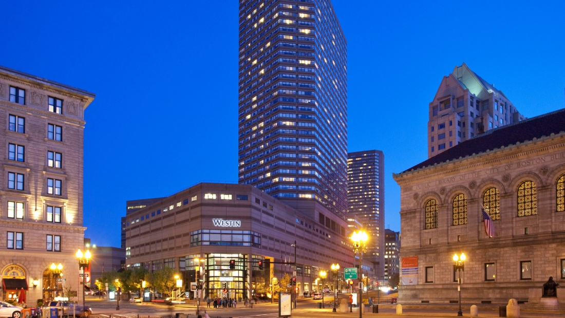 Fuel Growth with Existing Accounts Boston to be held at the Westin Copley Place Boston Exterior